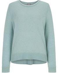 FTC Cashmere Cashmere-Pullover - Grün