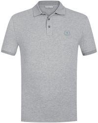 Moncler Polo-Shirt - Grau