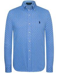 Polo Ralph Lauren Casualhemd - Blau