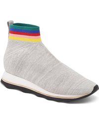 Loeffler Randall - Scout Knit Sneaker - Lyst