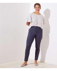 LOFT - Plus Skinny Pants - Lyst
