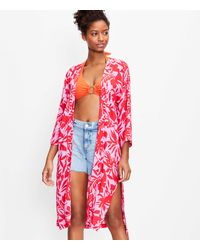LOFT Tropic Duster - Red