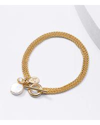 LOFT Toggle Bracelet - Metallic