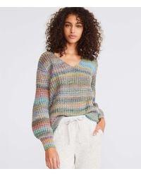 LOFT Lou & Grey Rainbow Stripe Jumper