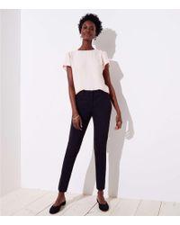 LOFT - Skinny Pants In Marisa Fit - Lyst