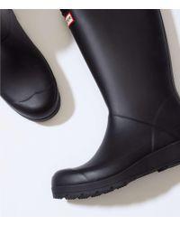 LOFT Hunter Original Play Tall Rain Boots - Black
