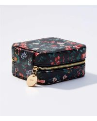 LOFT Primrose Jewellery Case - Black