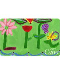 LOFT - Cares Card - Lyst