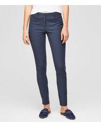 LOFT - Bi-stretch Skinny Ankle Pants In Julie Fit - Lyst