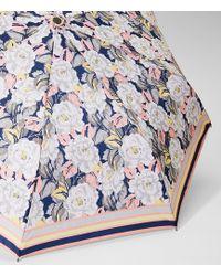 LOFT - Border Floral Umbrella - Lyst