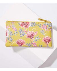 LOFT Floral Sunglasses Case - Multicolour