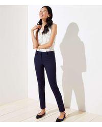 LOFT - Tall Skinny Pants Ankle - Lyst