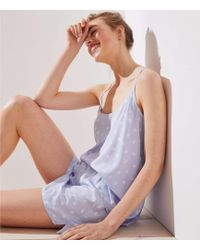 LOFT - Dandelion Cami Pajama Set - Lyst
