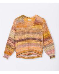 LOFT Lou & Grey Spiced Sweater - Multicolour
