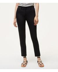 LOFT - Tall Skinny Ankle Pants In Julie Fit - Lyst