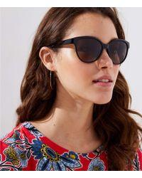 LOFT - Cateye Sunglasses - Lyst