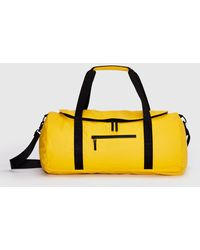 Lolë Premium Duffle Bag - Yellow