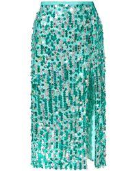 AGGI Layla Spectra Green Skirt