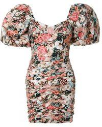 AGGI Gracia Bridal Rose Dress - Multicolour