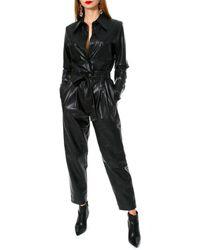 AGGI Tara Cynical Black Shirt