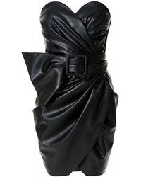 AGGI Alessandra Cynical Black Dress