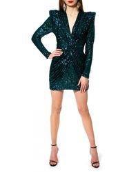 AGGI Jennifer Midnight Dress - Multicolour