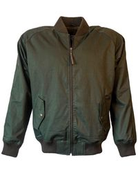 The Letter - Olive Green Jacket - Lyst