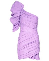 AGGI Alexis Lavender Dress - Purple