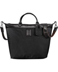Longchamp Sac de voyage Boxford - Noir
