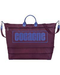Longchamp Sac de voyage Cocagne - Violet
