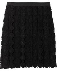 Longchamp Jupe Collection Printemps/Été 2021 - Noir