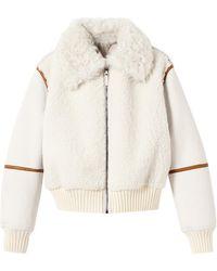 Longchamp Manteau Collection Automne-Hiver 2021 - Neutre
