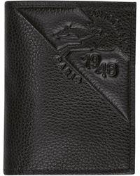 Longchamp Porte-cartes Le Foulonné - Noir