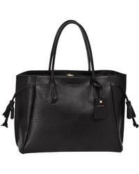 Longchamp Sac porté épaule Pénélope - Noir