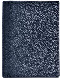 Longchamp Portefeuille Le Foulonné - Bleu