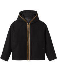 Longchamp Blouse Collection Automne-Hiver 2021 - Noir