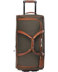 Longchamp Sac de voyage à roulettes Boxford - Multicolore