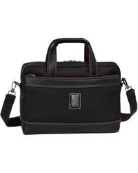 Longchamp Porte-documents S Boxford - Noir