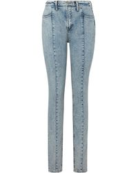 Silver Jeans Co. Tall Frisco Tapered Jean - Blue
