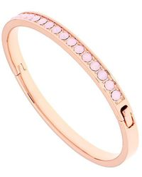 Ted Baker - Hinge Bangle Clemara Stainless Steel Bracelet - Lyst