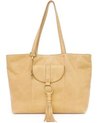 Lucky Brand - Athena Leather Tote - Lyst