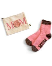 Life Is Good. - Mom Sock And Pouch Combo - Lyst