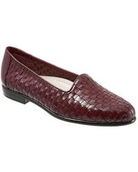 Trotters - Liz Leather Loafers - Lyst