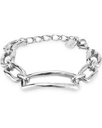 Uno De 50 - Chain By Chain Bracelet - Lyst