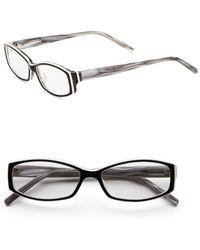 Corinne Mccormack - Natalie 53mm Reading Glasses - Lyst