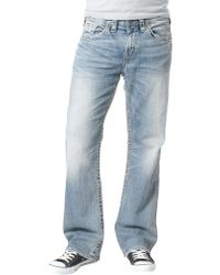 Silver Jeans Co. - Craig Bootcut Jeans - Lyst