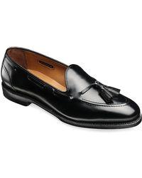 Allen Edmonds - Acheson Tassel Leather Loafers - Lyst