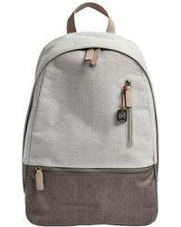 Skagen - Kroyer Twill Heathered Backpack - Lyst