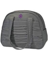 Gaiam - Metro Ruched Yoga Mat Bag - Lyst