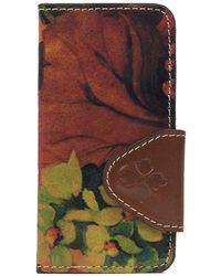 Patricia Nash - Heritage Vara Iphone7 Leather Case - Lyst